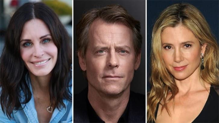 Shining Vale – Comédie d'horreur commandée à la série par Starz – Avec Courteney Cox, Greg Kinnear et Mira Sorvino