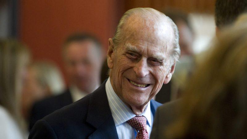 Guide de télévision pour les funérailles du prince Philip