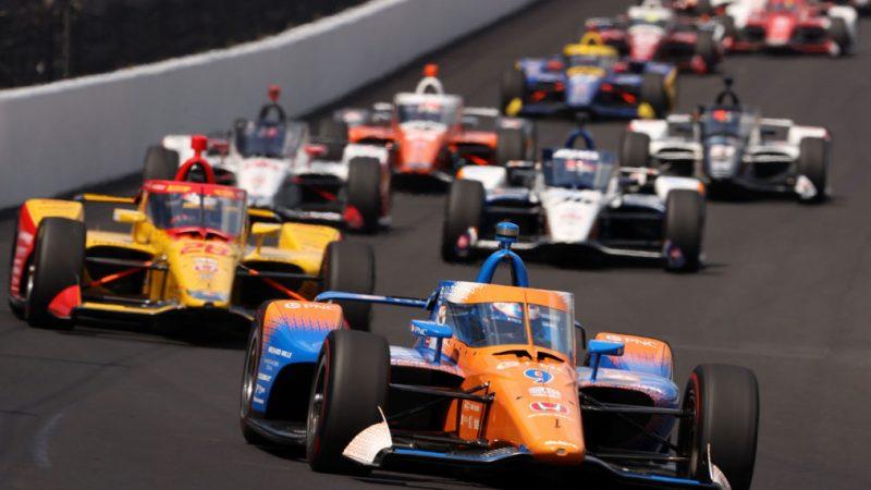 Consultez le programme télévisé complet pour la série NTT IndyCar 2021