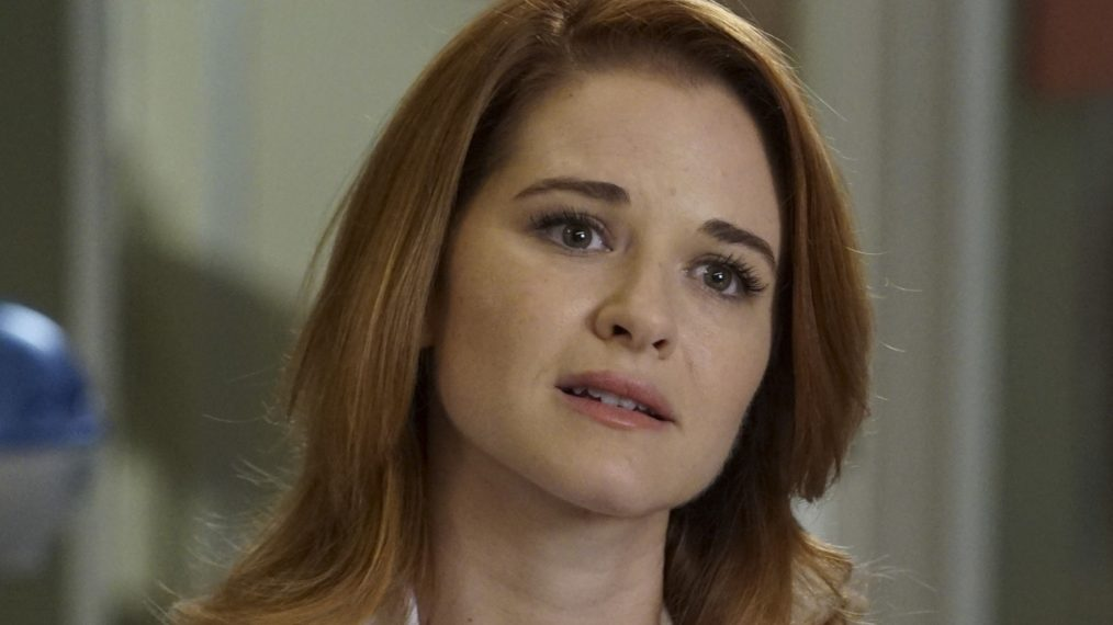 « Grey's Anatomy »: Sarah Drew partage son premier regard sur le retour d'April Kepner (PHOTO)