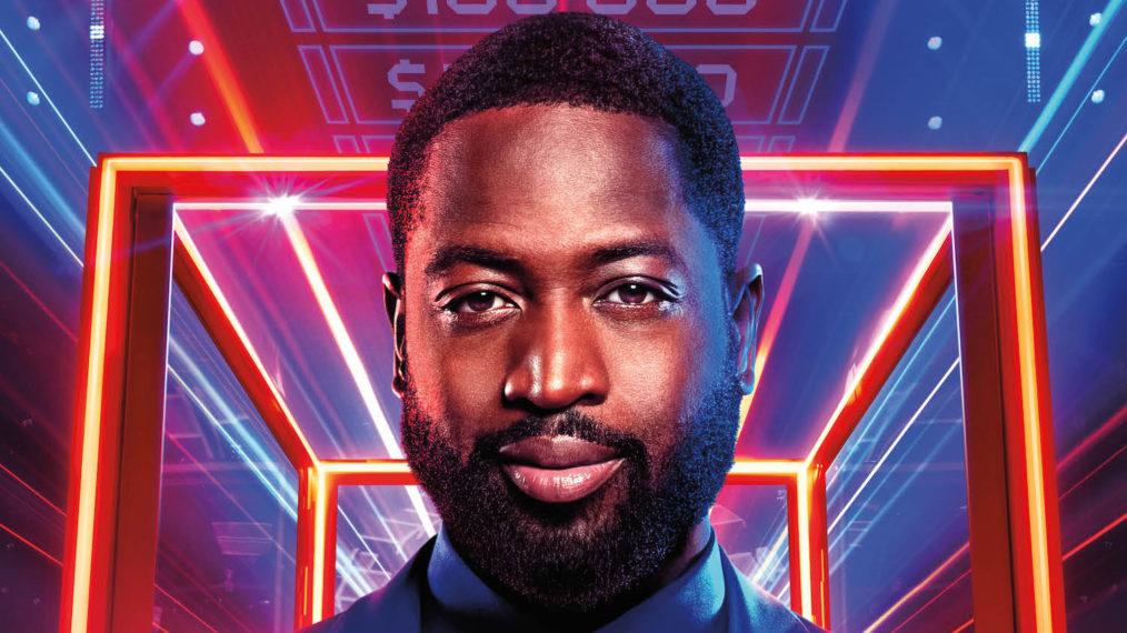 'The Cube': Dwyane Wade héberge – et joue?  – Nouveau jeu télévisé à enjeux élevés sur TBS (VIDEO)