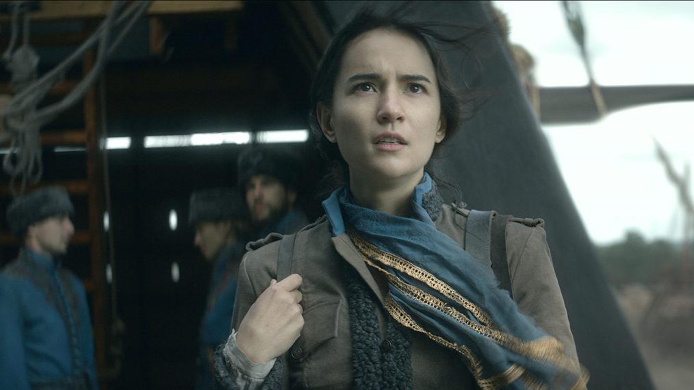 Jessie Mei Li apporte une nouvelle interprétation d'Alina à « Shadow and Bone » de Netflix