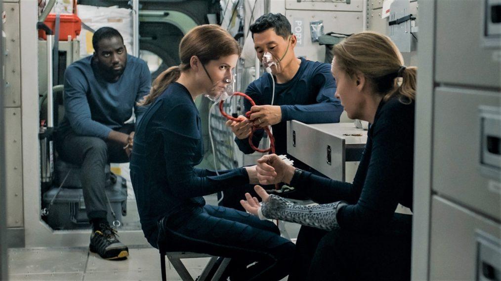 « Stowaway » apporte la réalité « extrêmement terrifiante » de l'espace à Netflix