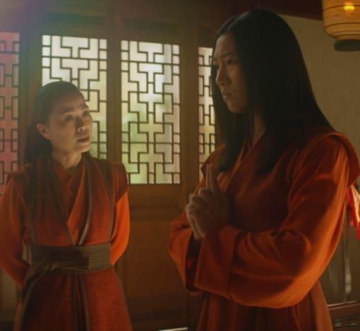 Nicky et Pei-Ling Flashback - Kung Fu Saison 1 Episode 3