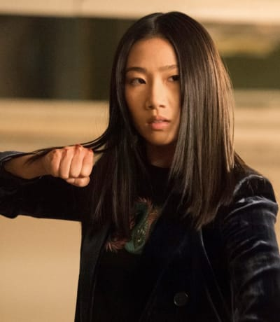 Nicky Fight Pose - Kung Fu Saison 1 Episode 3