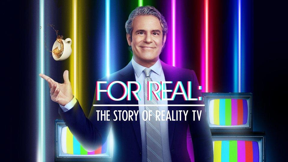 Pour de vrai: l'histoire de la télé-réalité - E!