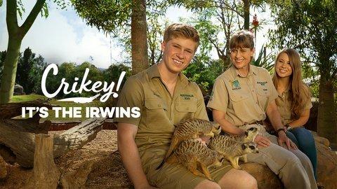 Crikey!  C'est les Irwin - Animal Planet
