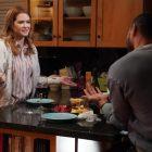 Grey's Anatomy: Sarah Drew présente le retour et les retrouvailles d'avril avec Jackson