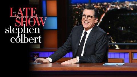 Le spectacle tardif avec Stephen Colbert - CBS