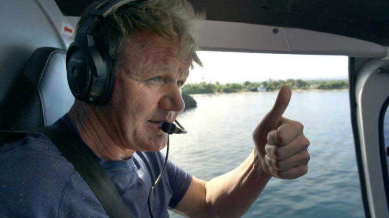 Gordon Ramsay se lance à la recherche de nouvelles aventures sauvages dans la saison 3 d'« Uncharted » (VIDEO)