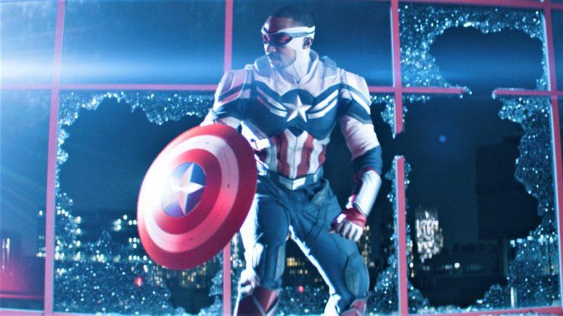 'The Falcon and the Winter Soldier's Director sur la création de l'entrée Captain America de Sam