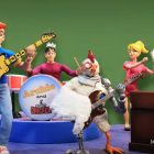 Articles TVLine: Robot Chicken rencontre Archie, le sol est renouvelé et plus encore
