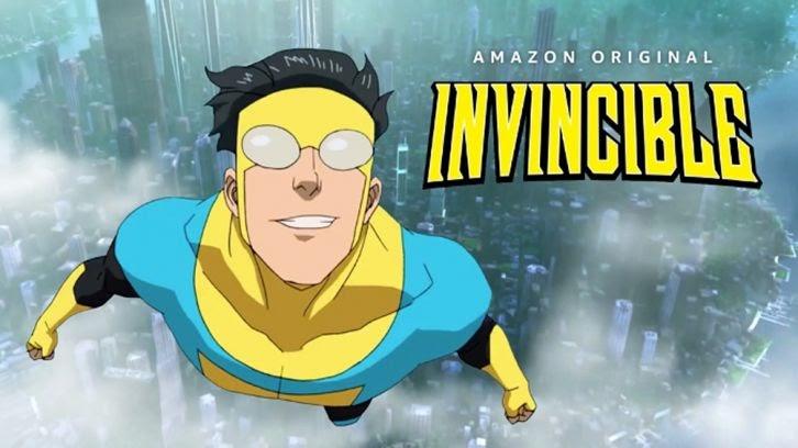 Invincible – Renouvelé pour la saison 2 et la saison 3