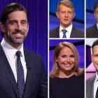 Jeopardy d'Aaron Rodgers!  Stint prêt à se terminer - Comment se compare-t-il à la compétition hôte invité?  Vote!