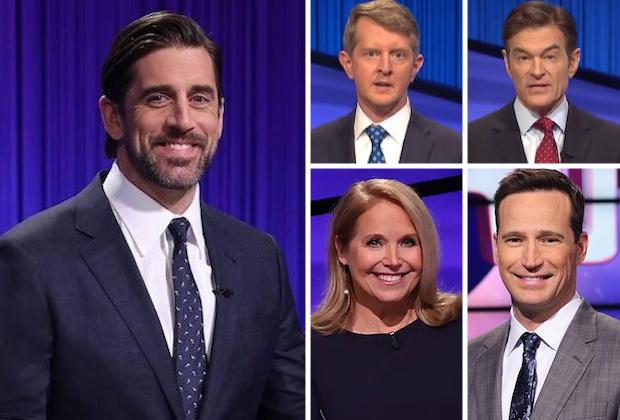 Jeopardy d'Aaron Rodgers!  Stint prêt à se terminer – Comment se compare-t-il à la compétition hôte invité?  Vote!