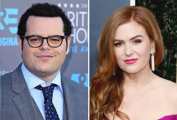 Josh Gad et Isla Fisher joueront dans la comédie de paon en 6 épisodes, Wolf Like Me