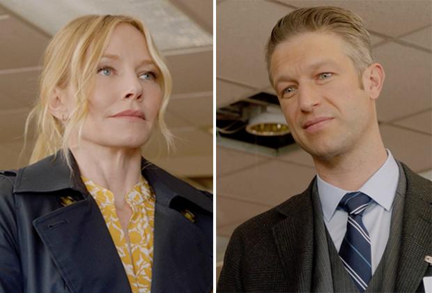 Kelli Giddish de SVU décompose le grand épisode de « Rollisi », dit que la relation d'Amanda et Sonny « est précieuse pour nous »