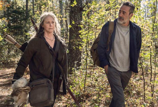 La 11e et dernière saison de Walking Dead: « Quand nous commençons, nous rockons et roulons », déclare la showrunner Angela Kang