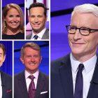 Le danger d'Anderson Cooper!  Stint prêt à se terminer - Comment se compare-t-il à ses rivaux hôtes invités?  Vote!