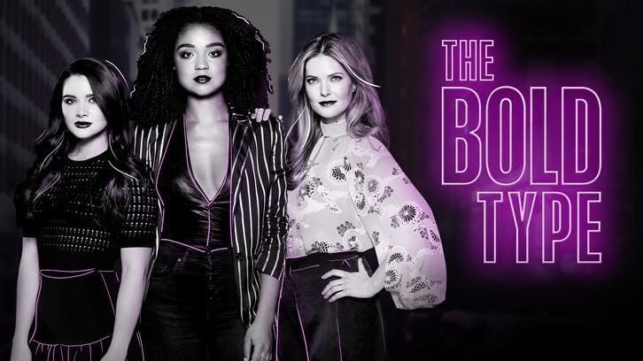 The Bold Type – Saison 5 – Communiqué de presse de la dernière saison
