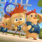 The Chicken Squad: Disney Junior Previews Série animée basée sur une série de livres