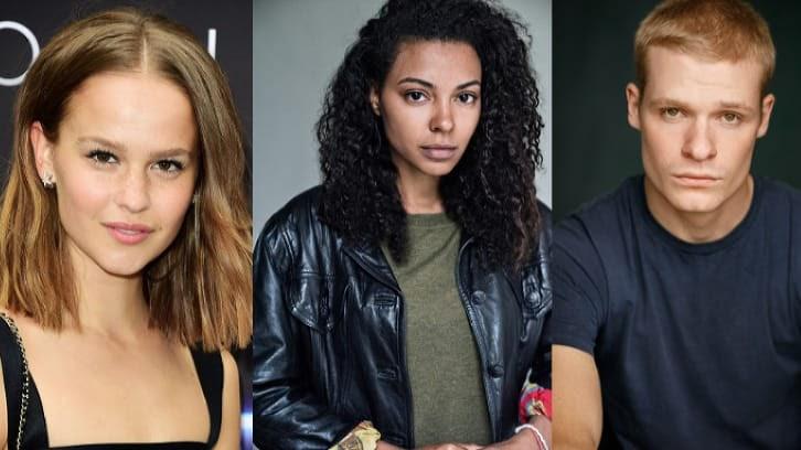 The Rising – Supernatural Crime Thriller commandé en série par Sky – Communiqué de presse