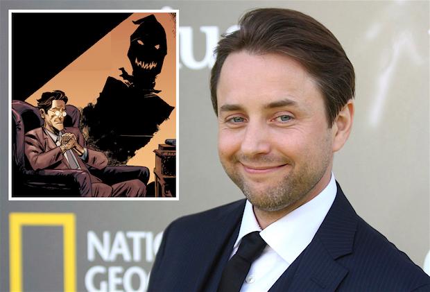 Titans ajoute Vincent Kartheiser pour jouer Jonathan Crane, alias l'épouvantail