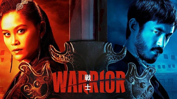 Warrior – Renouvelé pour une 3e saison – Passe à HBO Max