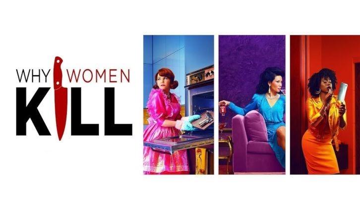Why Women Kill – Saison 2 – Teaser Promo, Key Art + Date de sortie – Communiqué de presse