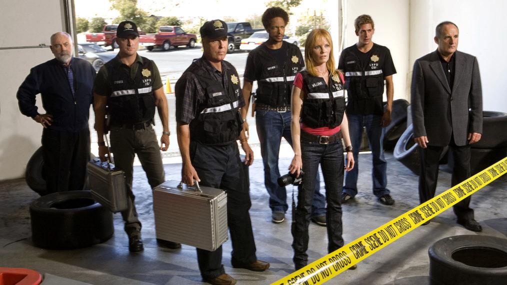 « CSI: Vegas » ajoute une autre star de la série originale: Paul Guilfoyle à l'invité en 2 épisodes