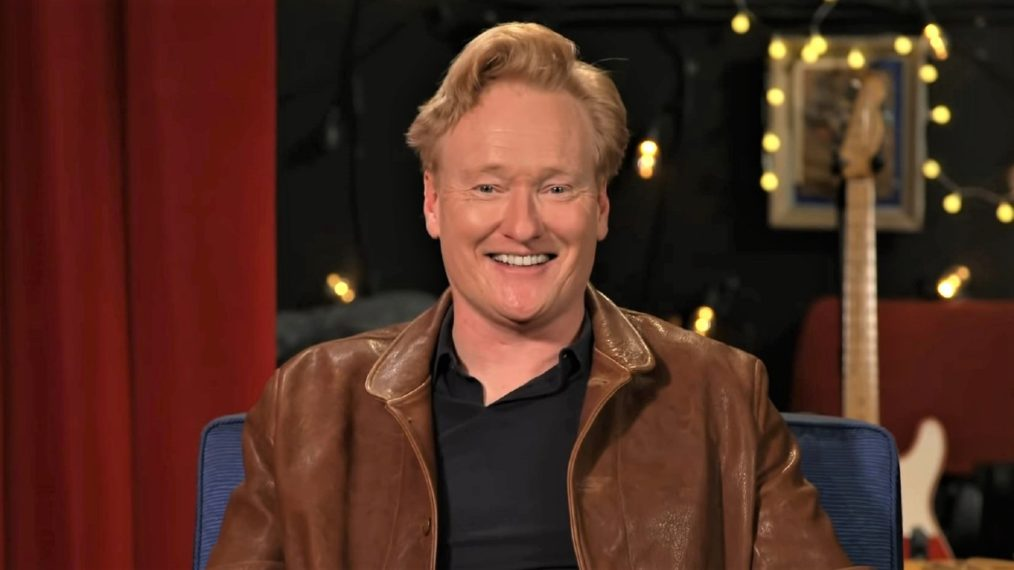 Conan O'Brien fixe une date de fin pour TBS Late Show alors que l'hôte se tourne vers l'avenir (VIDEO)