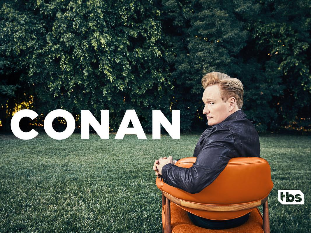 Conan: TBS définit la finale de la série pour le spectacle de Conan O'Brien (vidéo)