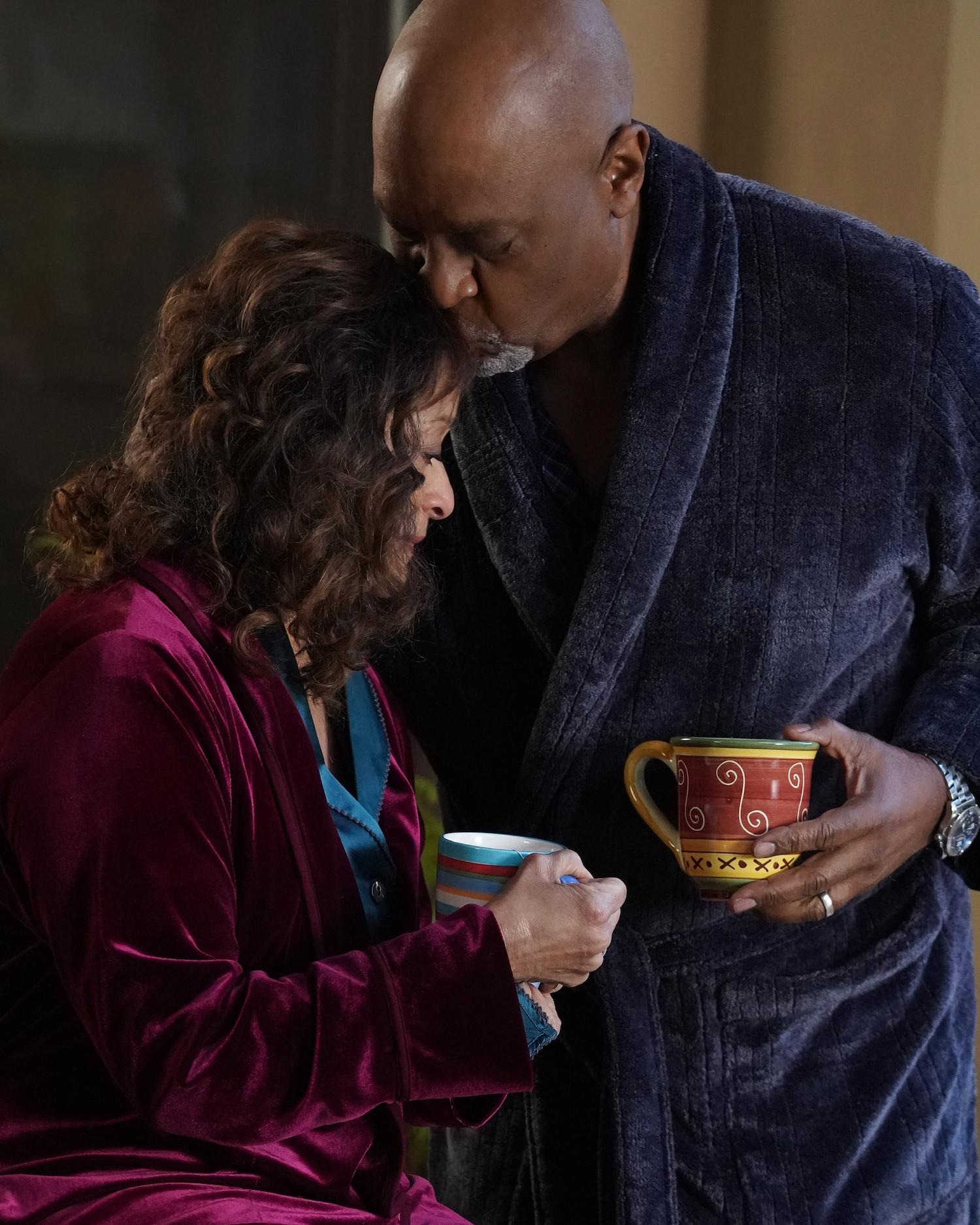 Grey's Anatomy saison 17 Catherine Richard épisode 14