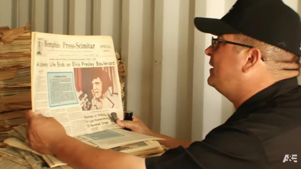 Les 7 meilleures et les plus folles découvertes de l'histoire de 'Storage Wars'