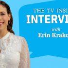 `` Quand appelle le cœur '': Erin Krakow sur le choix d'Elizabeth et son souhait de la saison 9 (VIDEO)