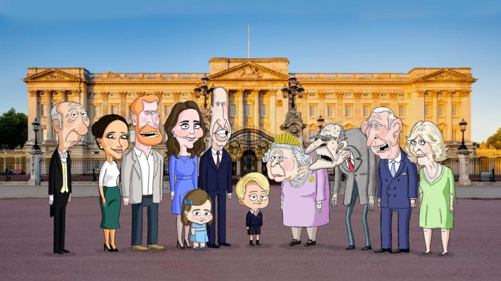 HBO Max retarde la satire de la famille royale britannique après la mort du prince Philip