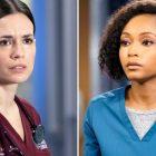 Shocker `` Chicago Med '': Torrey DeVitto et Yaya DaCosta partent après la saison 6