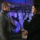 Le showrunner de `` Law & Order: Organized Crime '' s'adresse à Benson du `` Je t'aime '' de Stabler