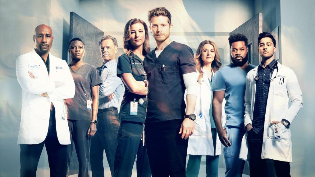 « The Resident » renouvelé pour la saison 5 à Fox – Morris Chestnut reviendra-t-il?