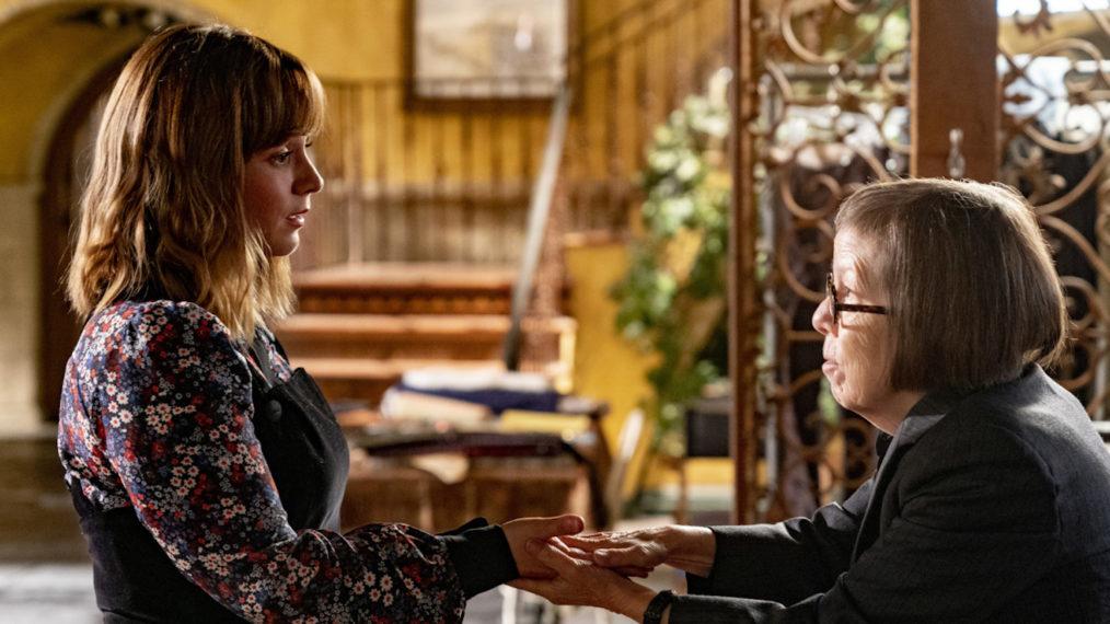Finale de la saison 12 de 'NCIS: LA': Hetty revient alors que Nell doit décider de son avenir (VIDEO)