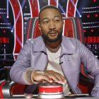 Aperçu de `` The Voice '': John Legend écrit des chansons d'équipe pour ses collègues entraîneurs (VIDEO)