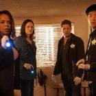 `` CSI: Vegas '' ramène des visages familiers pour sauver le laboratoire du crime (VIDÉO)