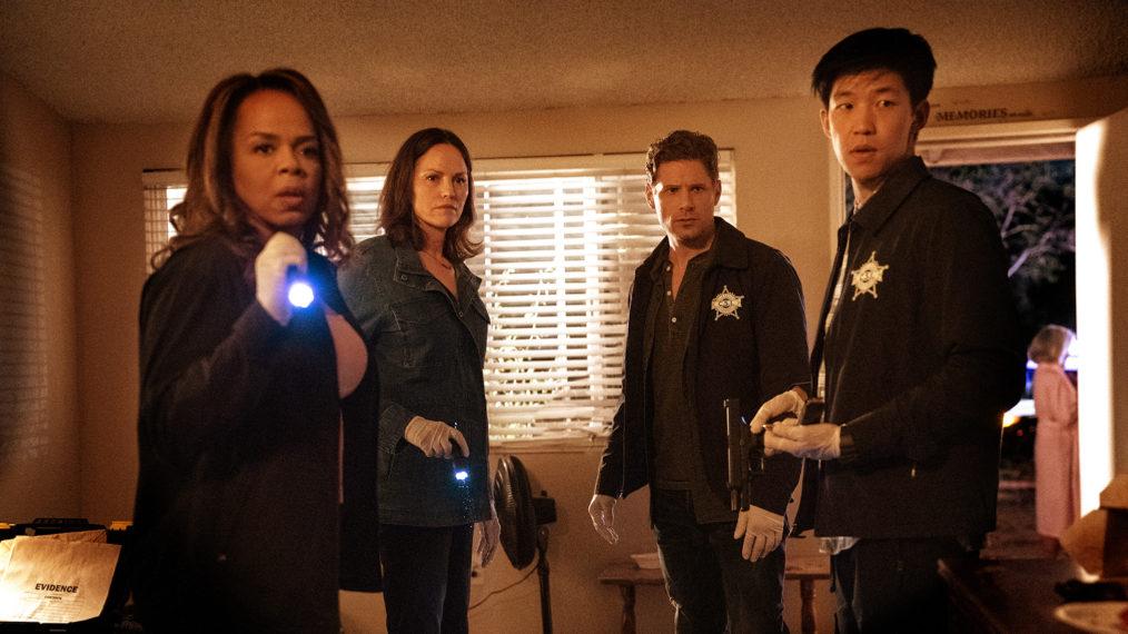 « CSI: Vegas » ramène des visages familiers pour sauver le laboratoire du crime (VIDÉO)