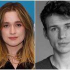 Liaisons dangereuses - Alice Englert et Nicholas Denton Cast