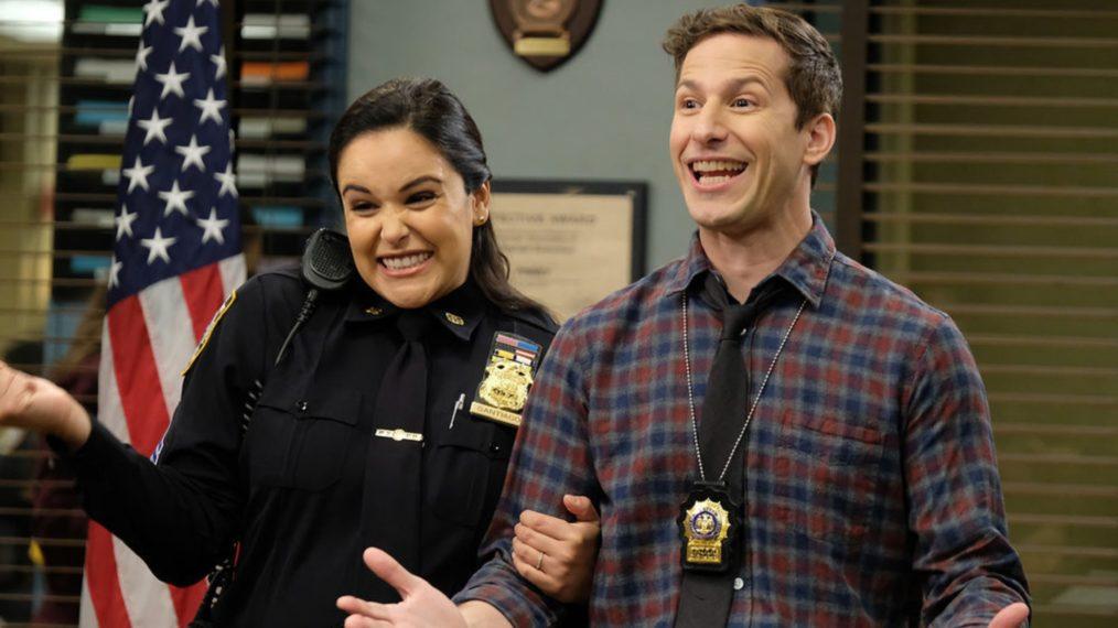 « Brooklyn Nine-Nine » définit la date de première de la saison finale sur NBC (VIDEO)