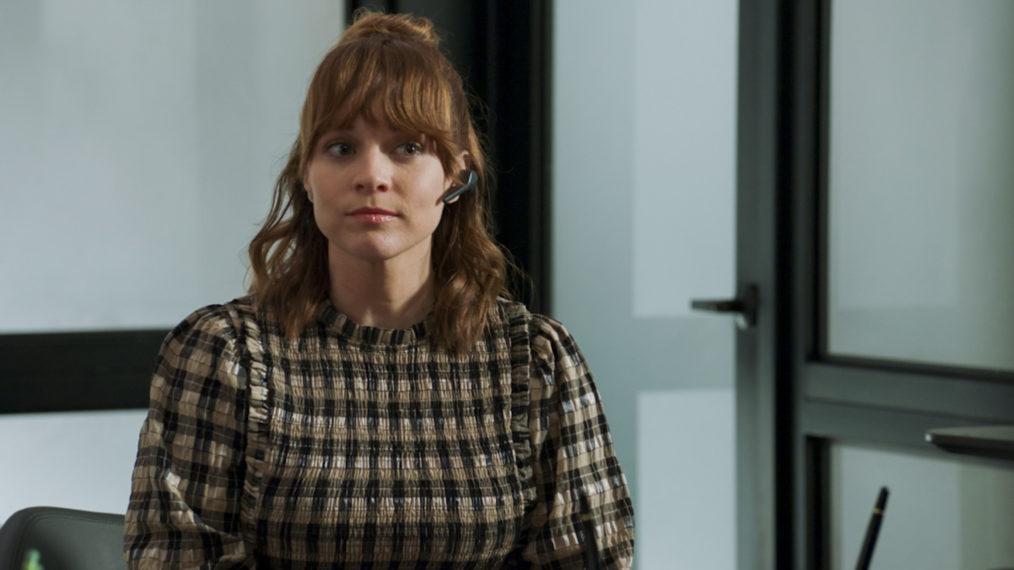 « NCIS: LA »: Renée Felice Smith sur la « grande décision » de Nell et remplaçant Hetty