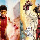 Premier coup d'œil à `` The Flash '': voyez Jordan Fisher dans le rôle de Future Son Impulse de Barry et Iris (PHOTO)