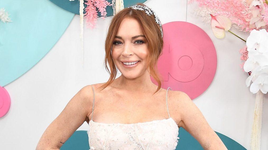 Lindsay Lohan participera à une comédie romantique des fêtes de Netflix