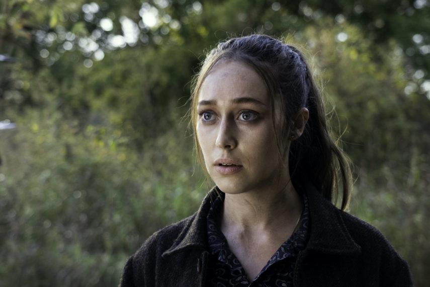 peur les morts-vivants saison 7 épisode 14 mère alicia clark alycia debnam carey
