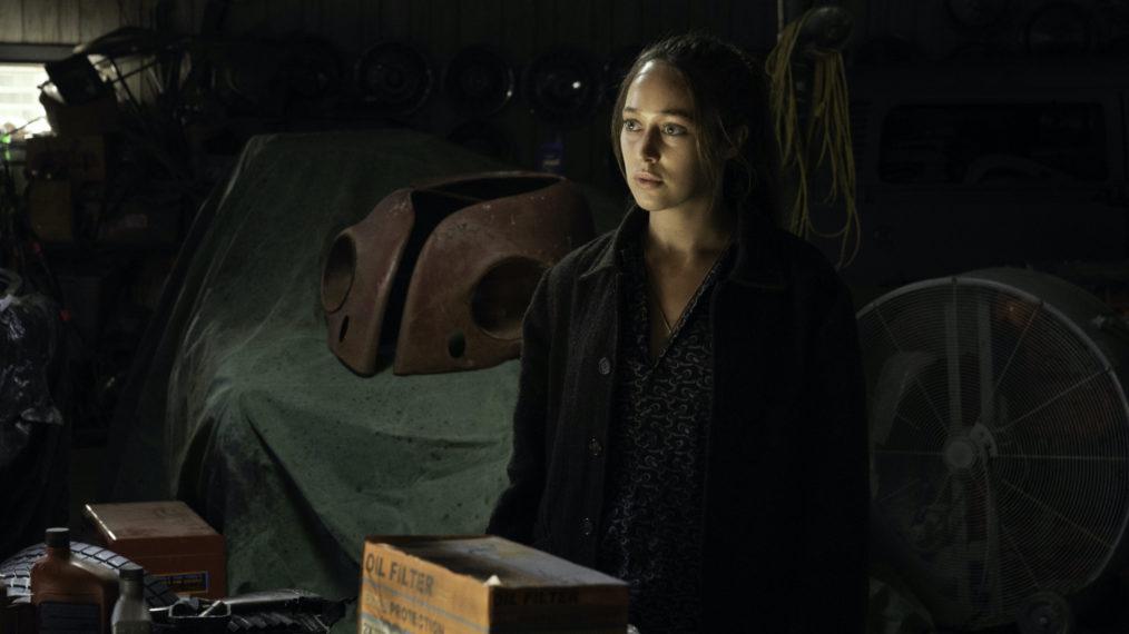 Alycia Debnam-Carey de TWD sur Alicia en tant que « leader réticente » et « énormes » derniers épisodes de la saison